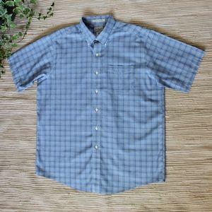 LL Bean Short Sleeve Button-down